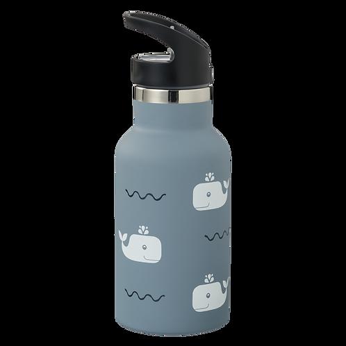 Fresk nordische Thermosflasche Whale