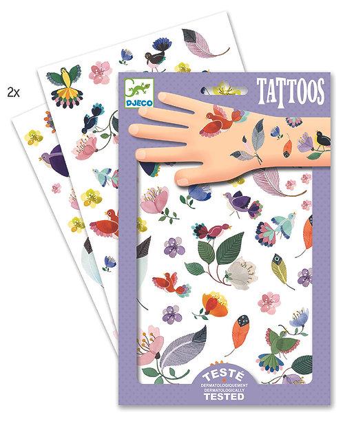 Djeco Tattoos Fliegen