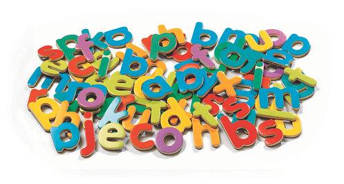 Djeco Magnete 83 Buchstaben klein