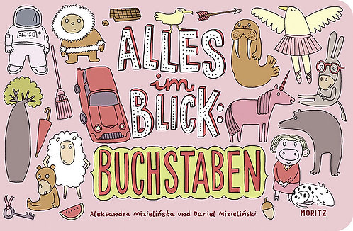 Moritz Alles im Blick: Buchstaben