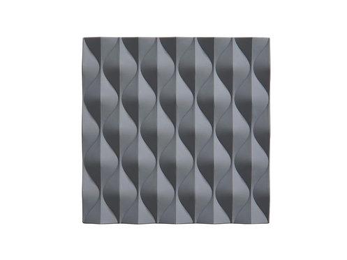 Zone Denmark Topfuntersetzer Origami Wave Grau