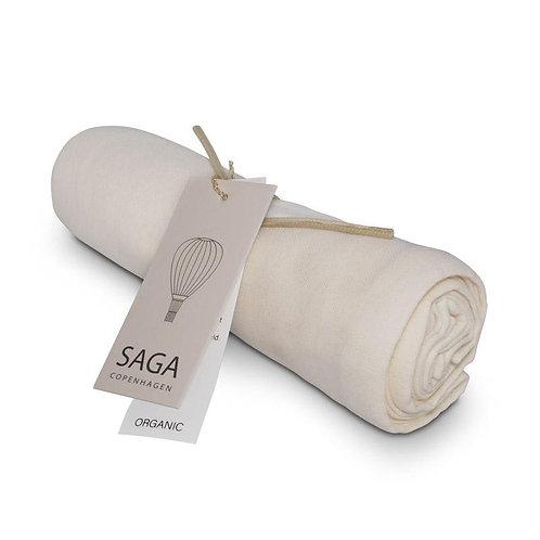 SAGA Copenhagen Mulltuch - Cream