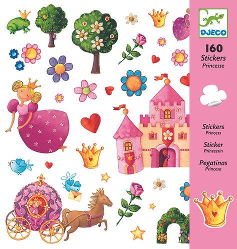 Djeco Sticker Prinzessin Marguerite