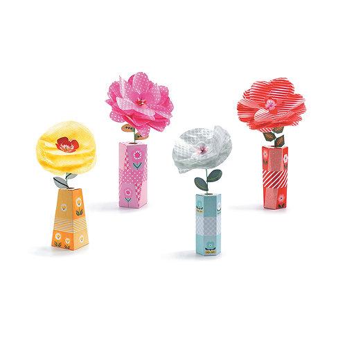 Djeco DIY - Blumen zum Basteln Retrochic