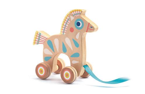 Djeco Holzspielzeug Ziehtier BabyPull