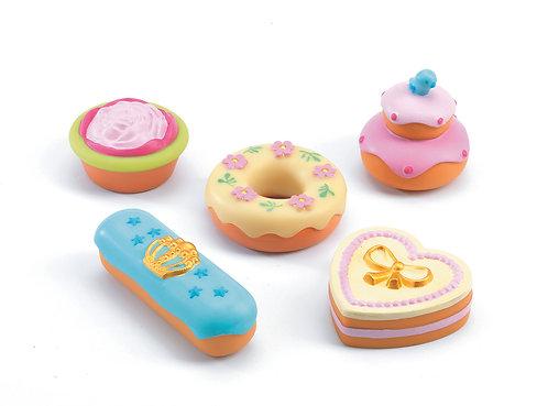 Djeco Rollenspiel Kuchen Prinzessin