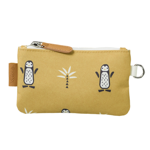 Fresk Geldbörse Pinguin