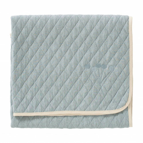 Fresk Blanket Nordic Blue fog 75 x 100 cm