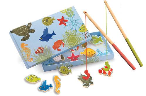 Djeco Magnetspiel Fishing Tropic