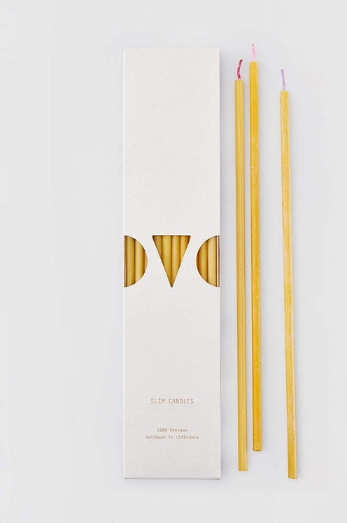 OVO Things Slim Candles 10 St.
