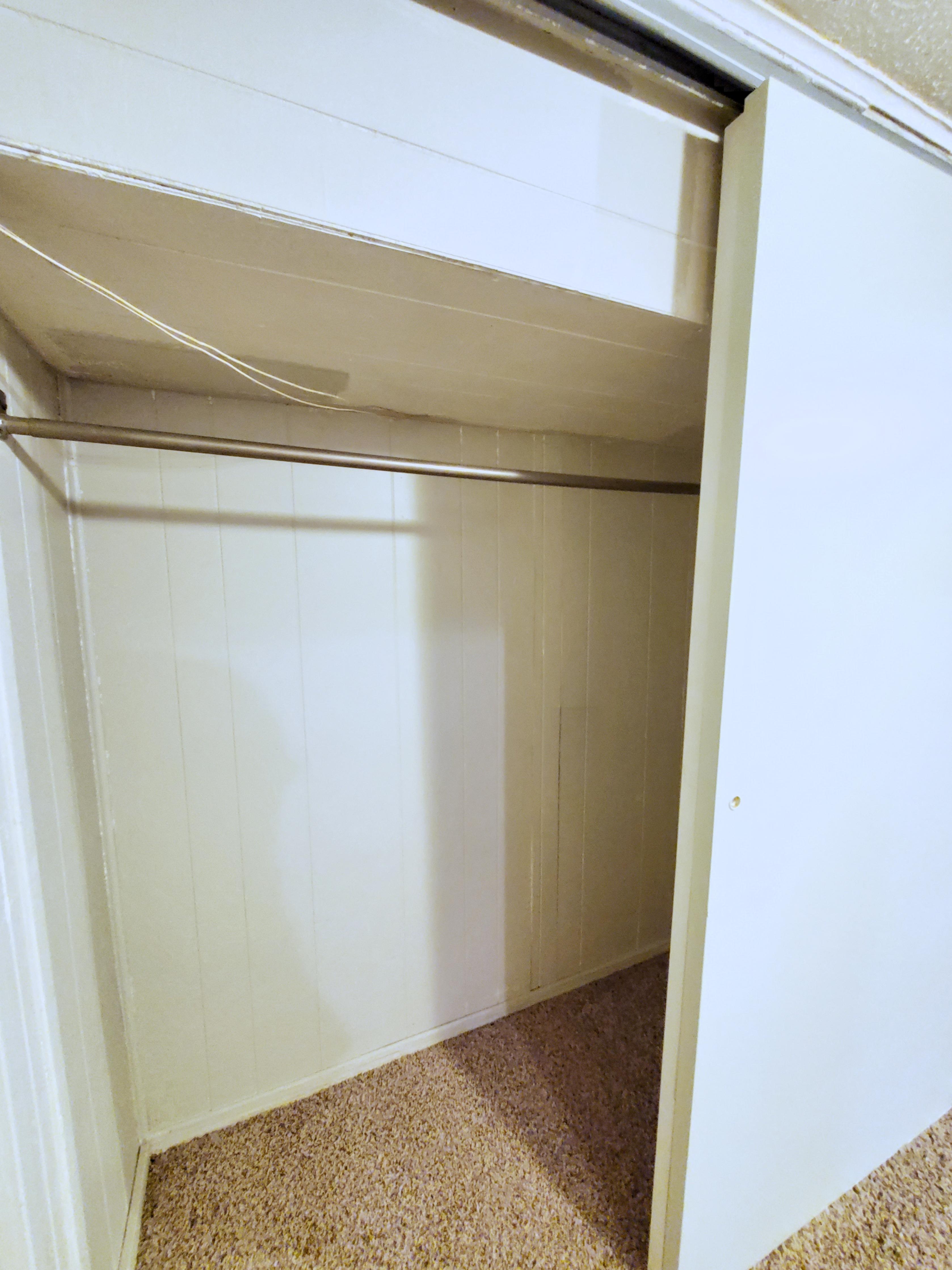 Basement Closet