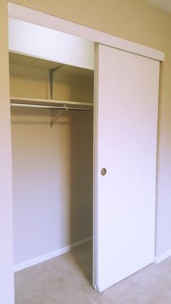 Bedroom 4 Closet