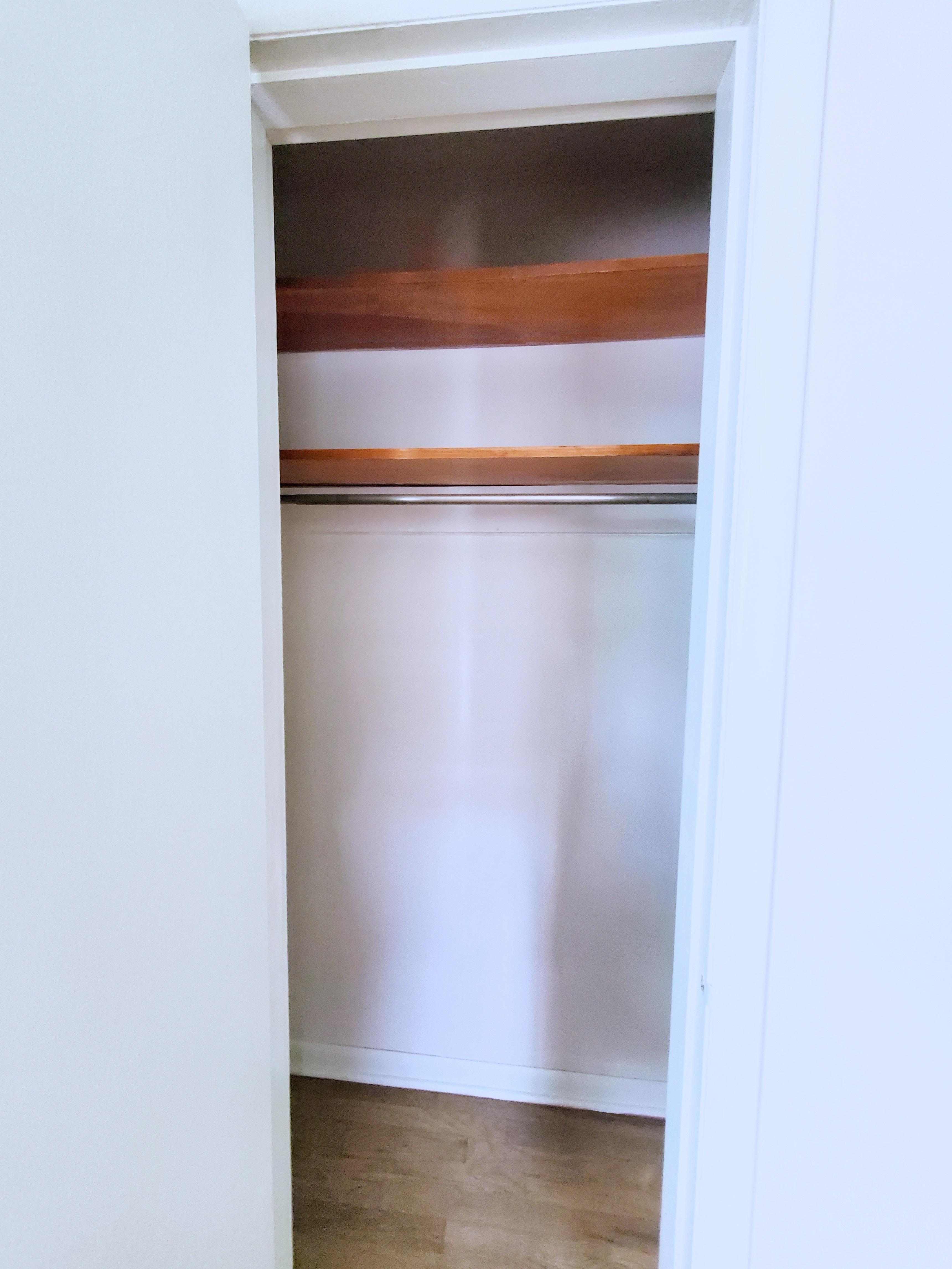 Bedroom 2 Closet