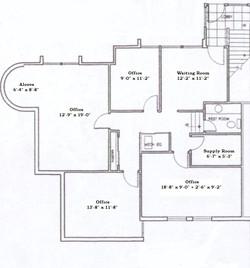 Suite 2 Floor Plan