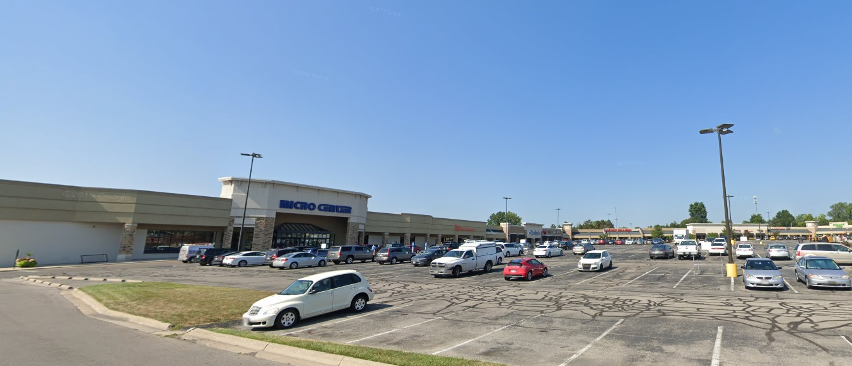 Olentangy Plaza Shopping Center