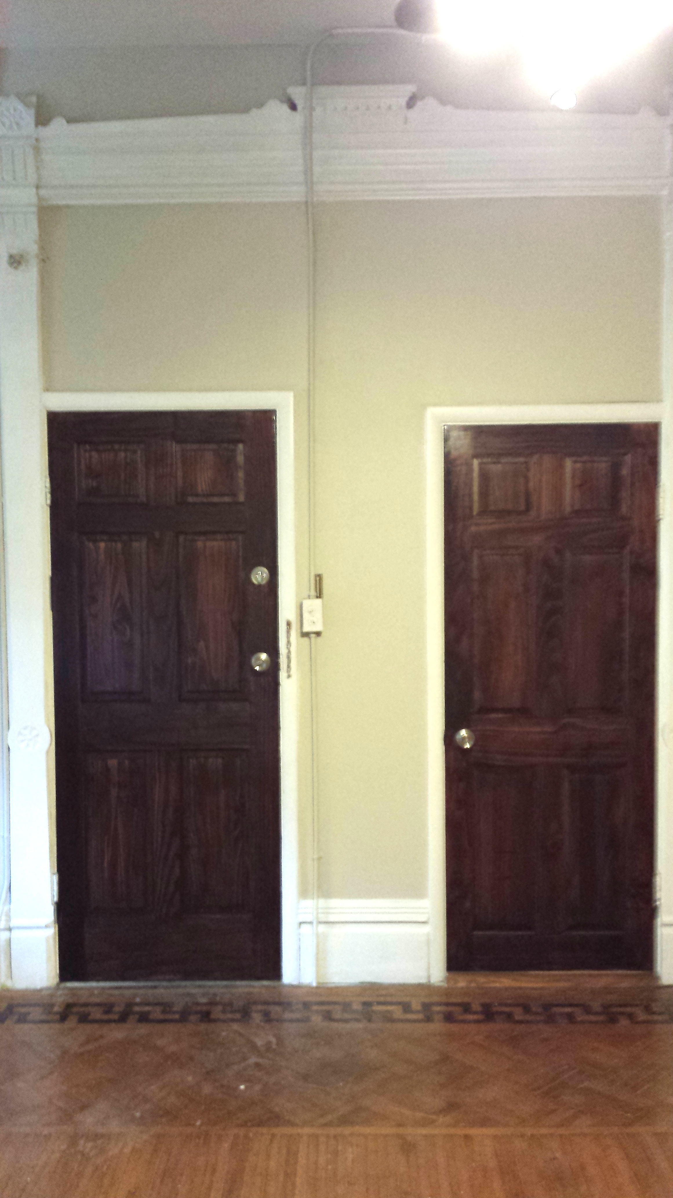 Entry/Bath Doors
