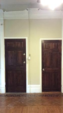 Entry/Bath Doors