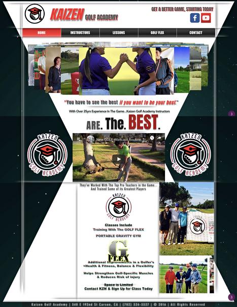 Kaizen Golf Academy - kzn golf website.p