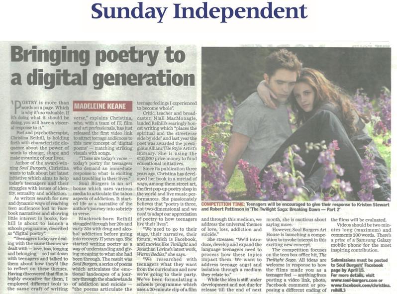 Sunday Independent, Madeleine Keane, Bri