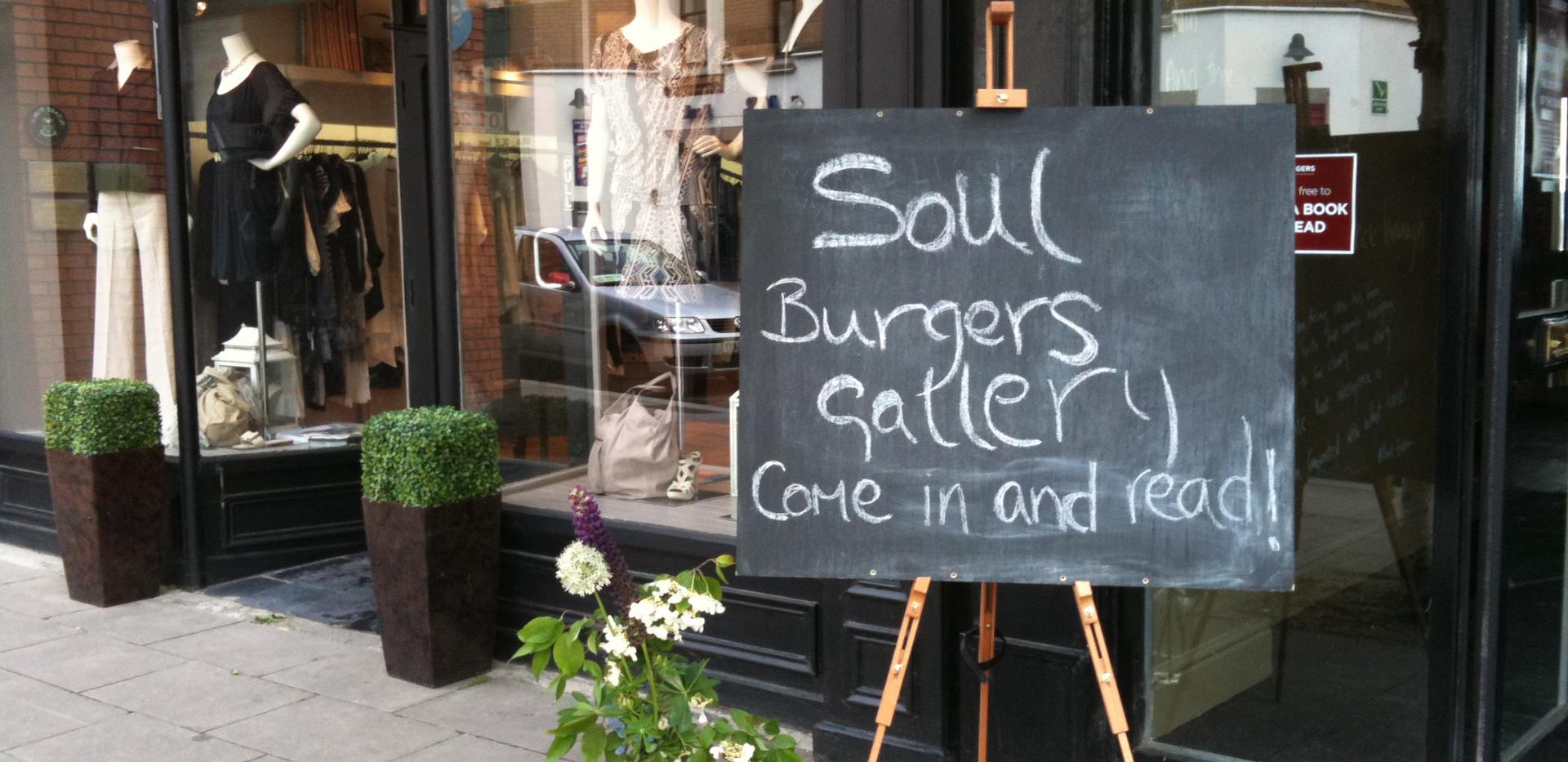 SoulBurgers Pop-Up 2011