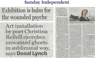 Sunday Independent, Donal Lynch, Exhibit
