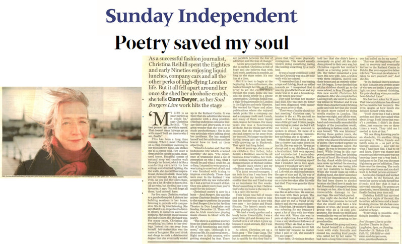 Sunday Independent, Ciara Dwyer, 5 12 20