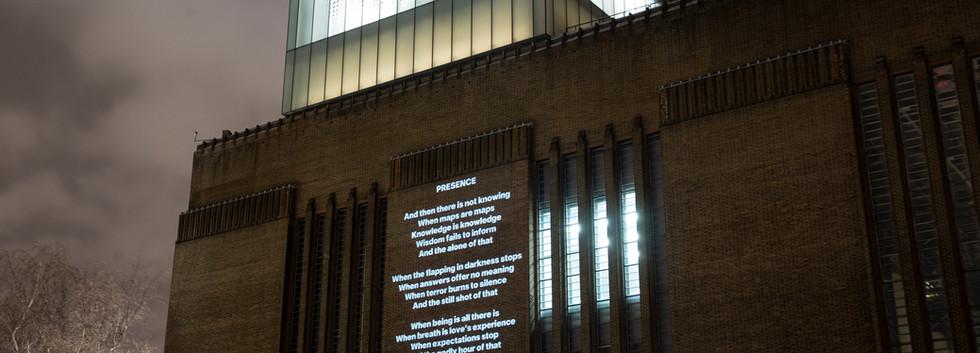 UNESCO World Poetry Day 'PRESENCE' Proje