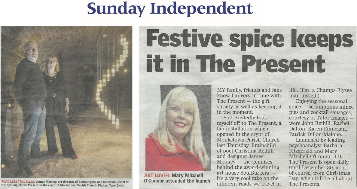 Sunday Independent, Mary Mitchell O'Conn