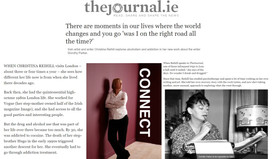 The Journal, Aoife Barry, Wit's End, 12