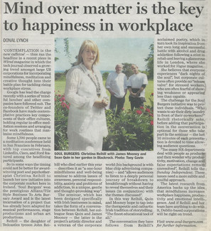 Sunday Independent, Donal Lynch, Mind ov