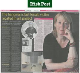 The Irish Post, Mal Rogers, Glad I Did I