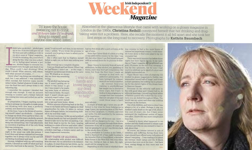 Irish Independent, Kathrin Baumbach, 20