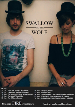 Swallow and the Wolf