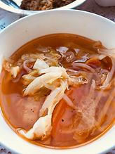 おかげさま日替り野菜を食べるスープ