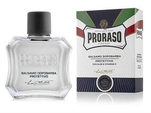 Proraso Blue After Shave Balm Protect Aloe and Vitamin E 100ml