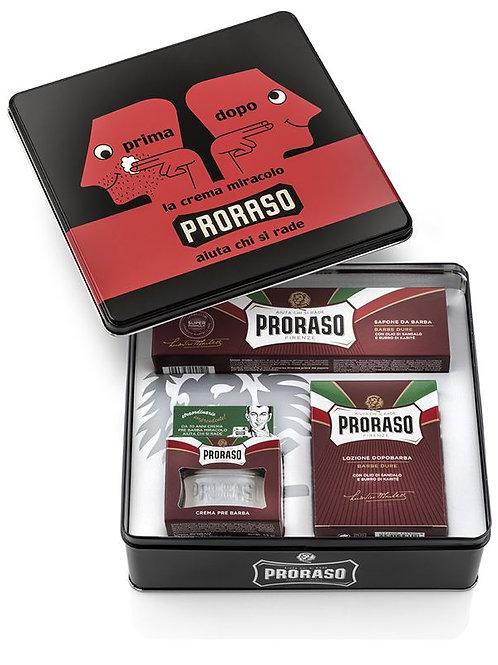 Proraso Vintage Selection Prima & Dopo (Nourish Gift Tin)