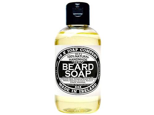 Dr K Beard Soap Zero 100ml