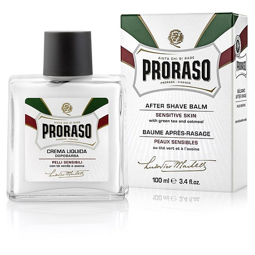 Proraso After Shave Balm Sensitive Green Tea 100ml