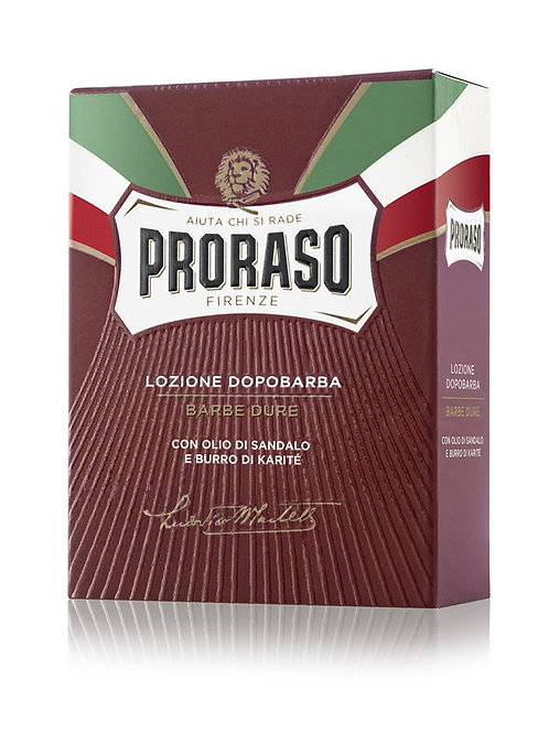 Proraso After shave Lotion Nourish