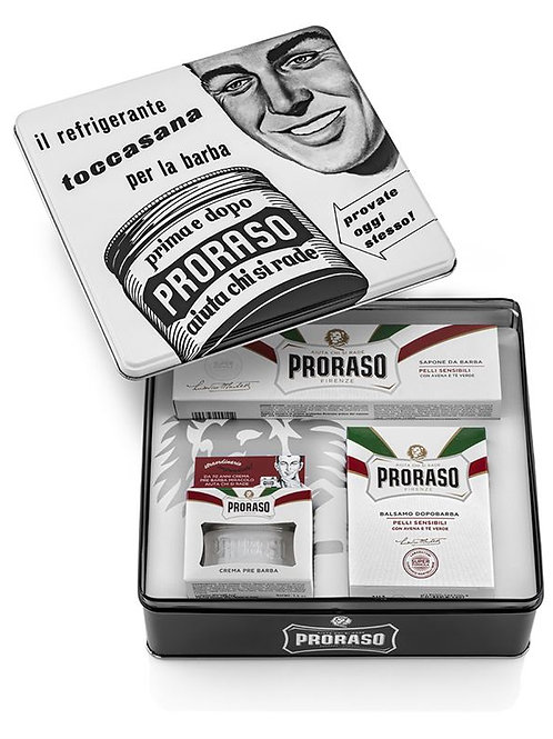 Proraso Vintage Selection Toccasana (Sensitive Gift Set)