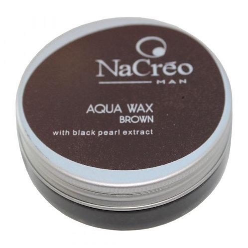 NaCreo Man Brown Aqua Wax - 50ml