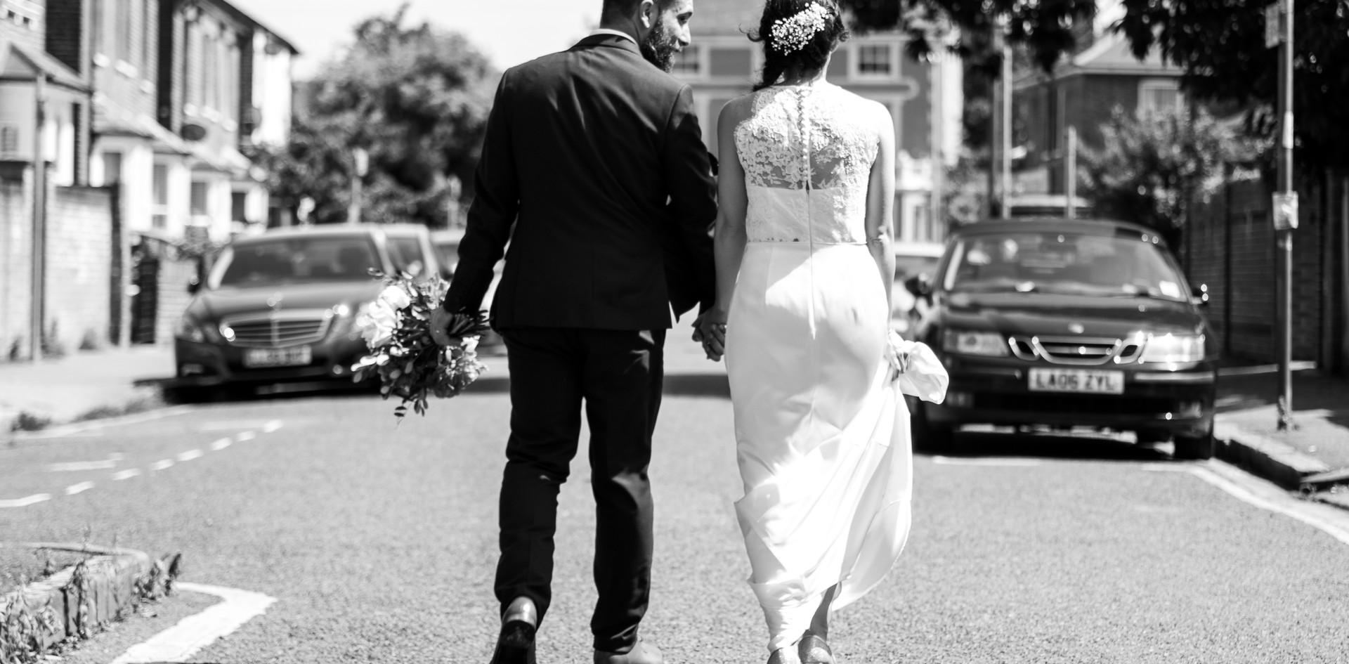 Wedding streets