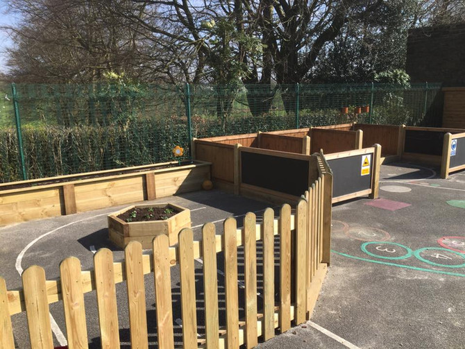 Our Playground Revamp