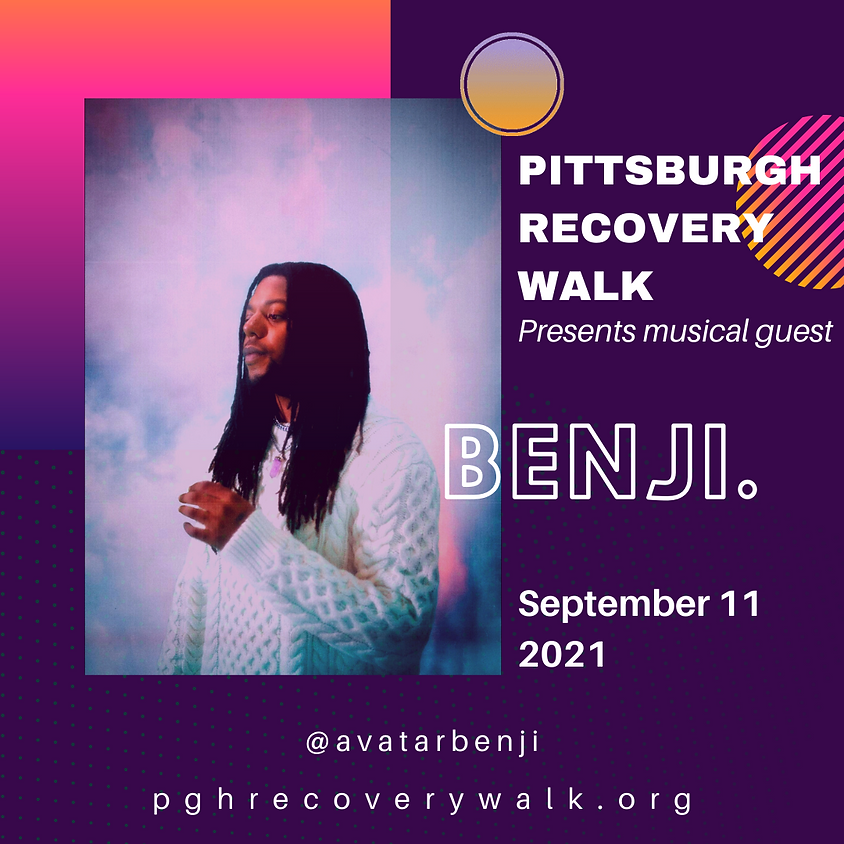 Pittsburgh Recovery Walk