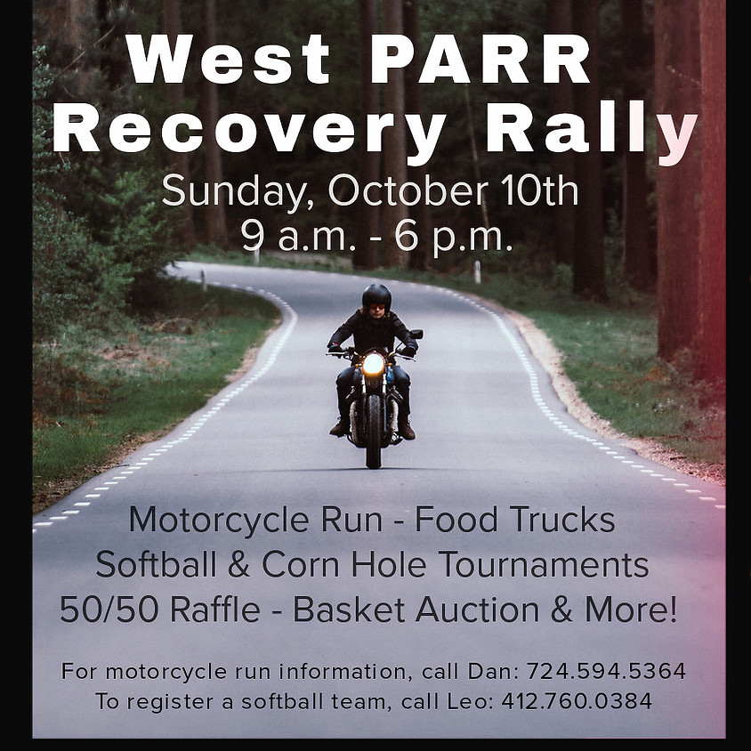 West PARR Recovery Rally
