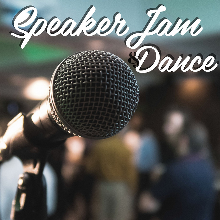 Speaker Jam and Dance