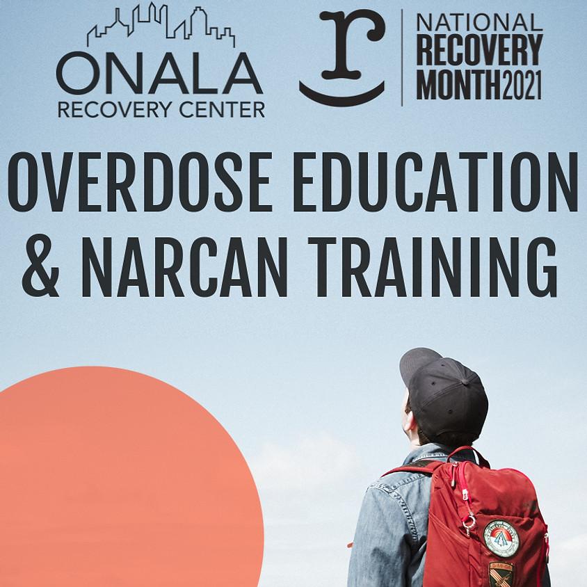 Overdose Education & Narcan Training