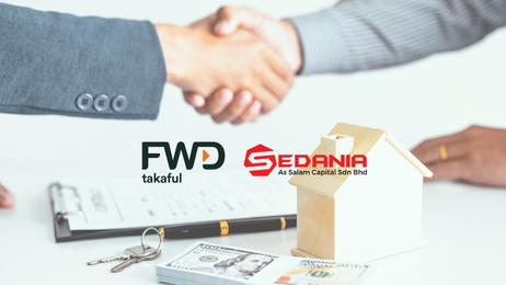 Sedania As Salam inks partnership with FWD Takaful