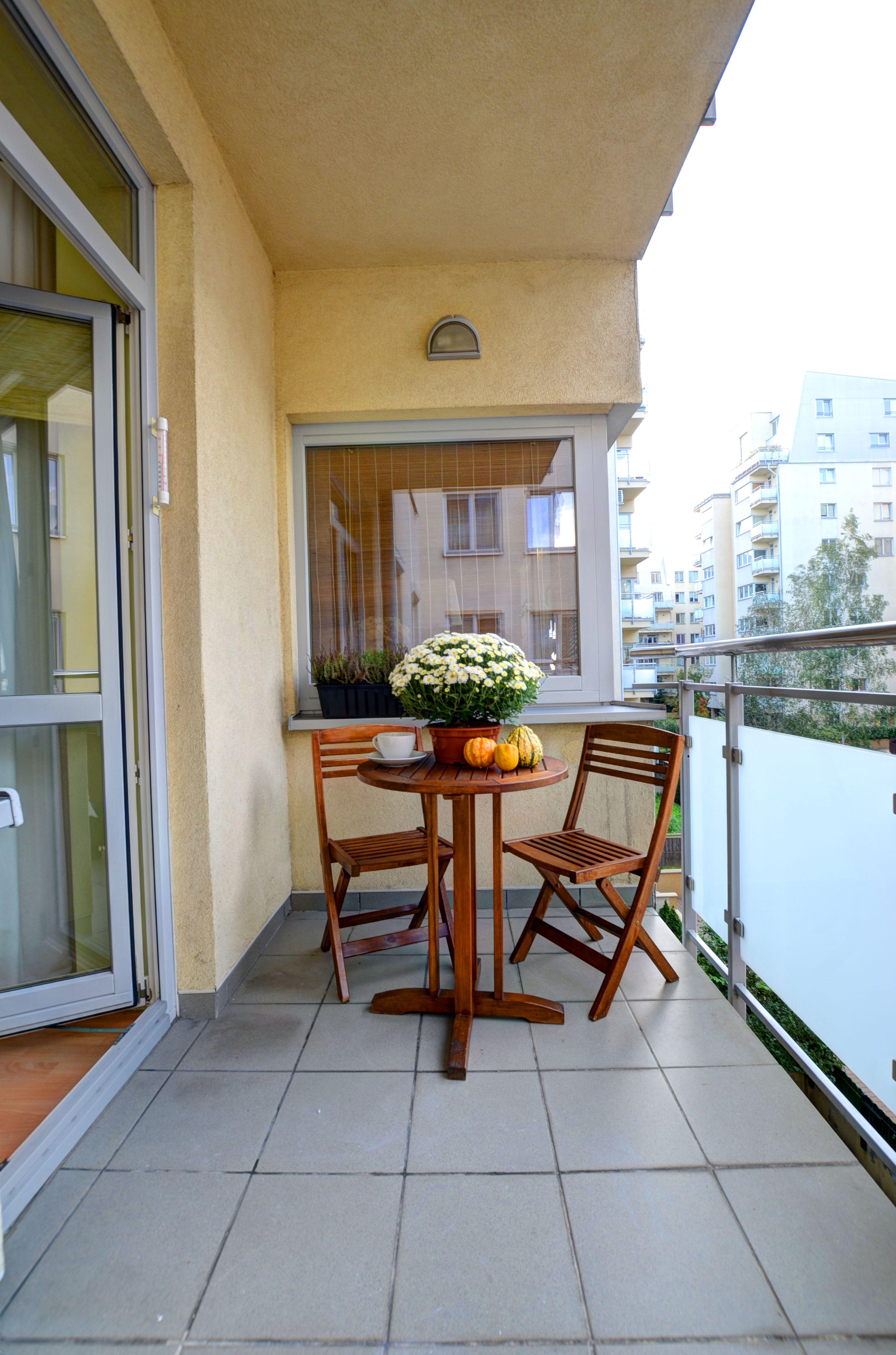 przygotowanie balkonu
