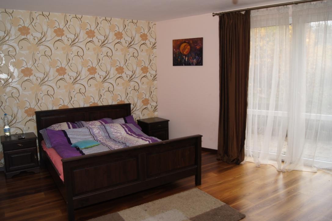 sypialnia przed zmianą